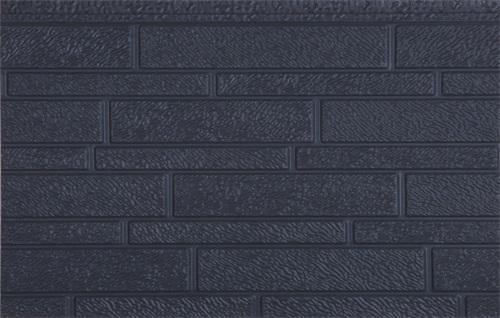 金属保温装饰板