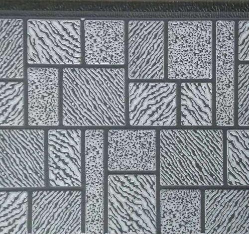 上海马赛克纹金属雕花板